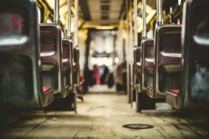 paradas de bus festival de la luz 2017