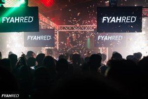 fyah red palmares 2017