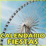 calendario fiestas de palmares 2018