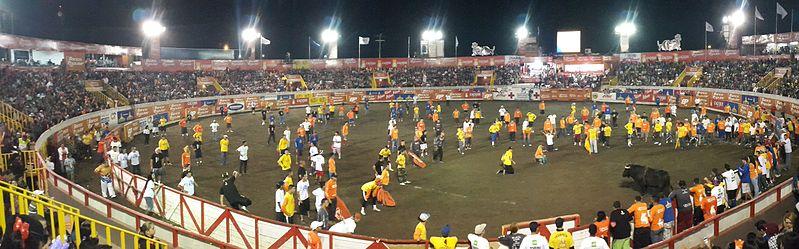 corridas de toros zapote 2017-2018