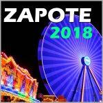 fiestas de zapote 2018-2019