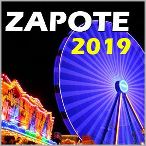 fiestas de zapote 2019